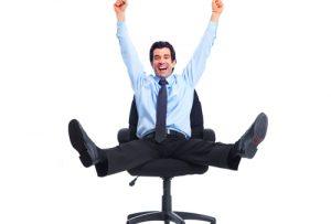 Como ser feliz no meu trabalho?
