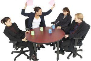 A realidade de um cargo de chefia