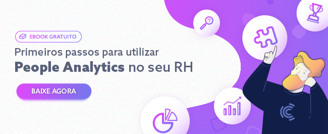 Ebook - Primeiros passos para utilizar People Analytics no seu RH