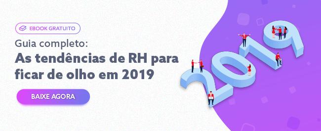 Ebook Guia completo: As tendências de RH para ficar de olho em 2019