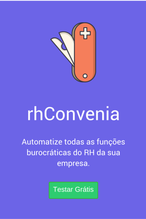 Convenia - Automação Recursos Humanos